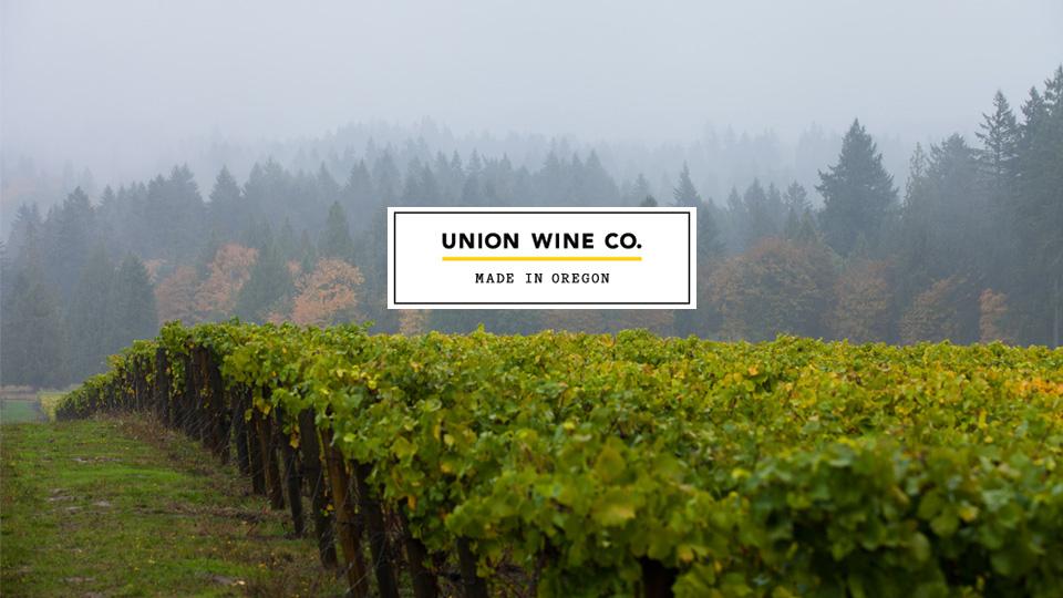 Union Wine Company | Made in Oregon