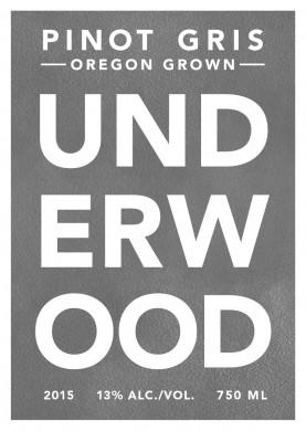 Underwood Pinot Gris