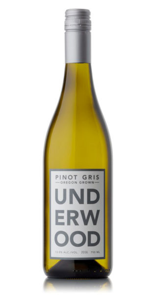 Underwood bottle Pinot Gris