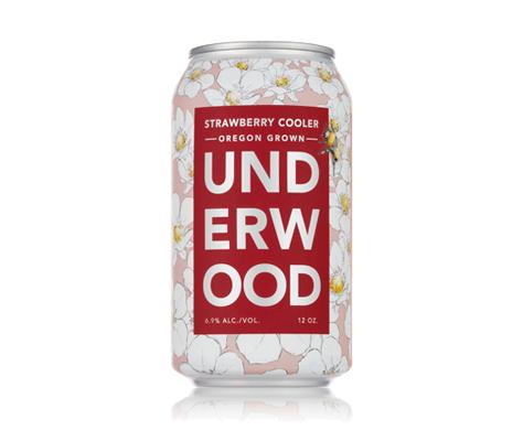 Underwood Strawberry Cooler