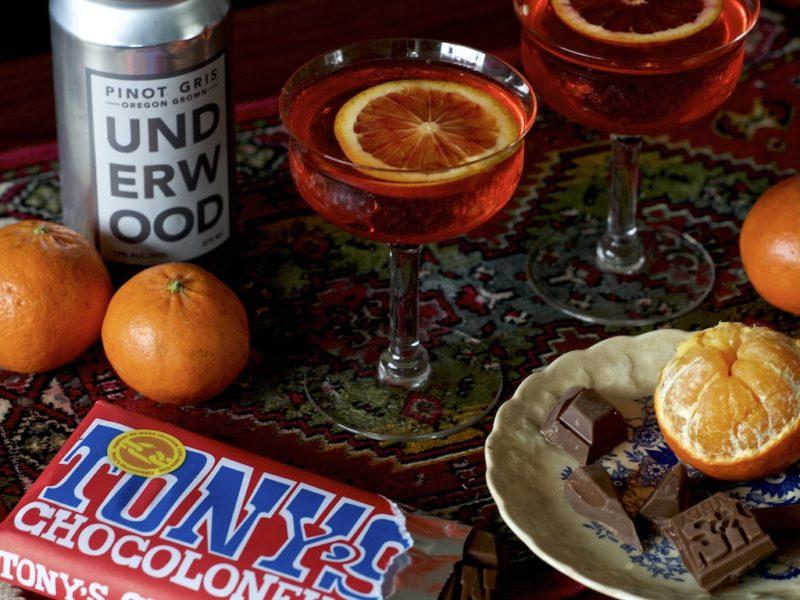 Valentine Cocktail 1