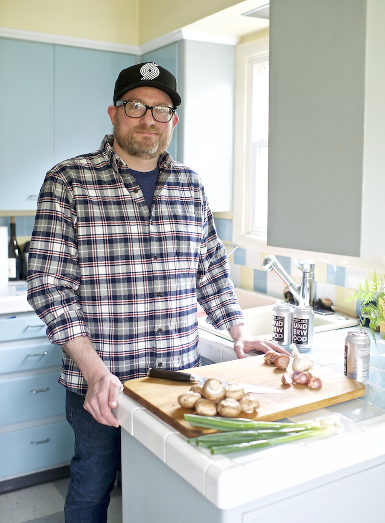 Chefs at Home Series: BUNK'S Nick Wood