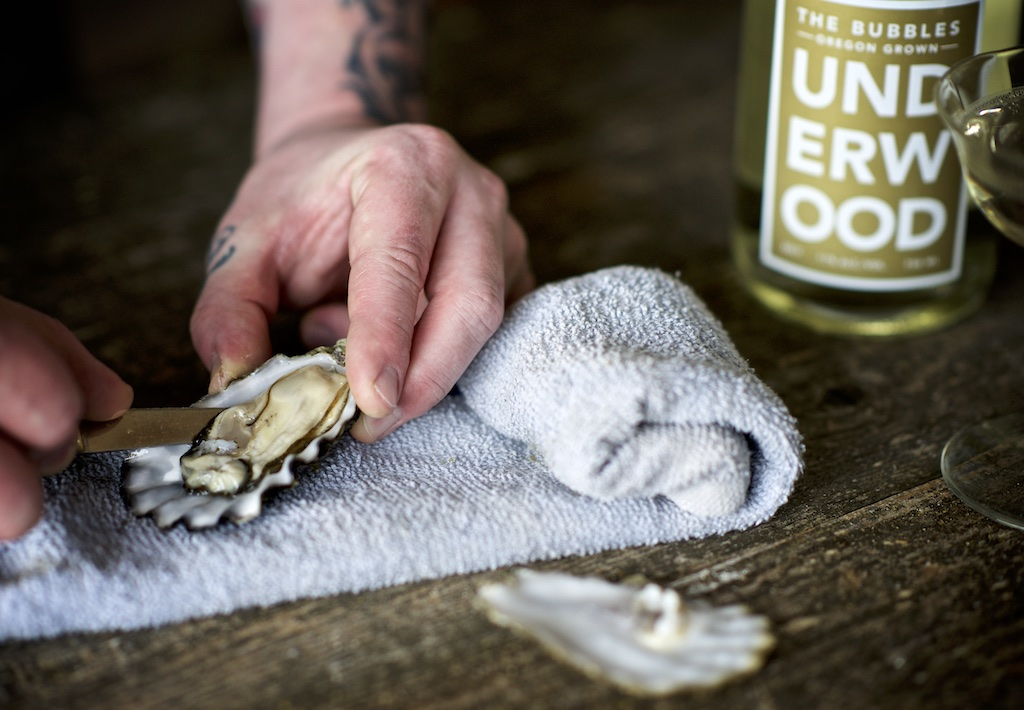 Union Co. Life Skills: How to Shuck an Oyster
