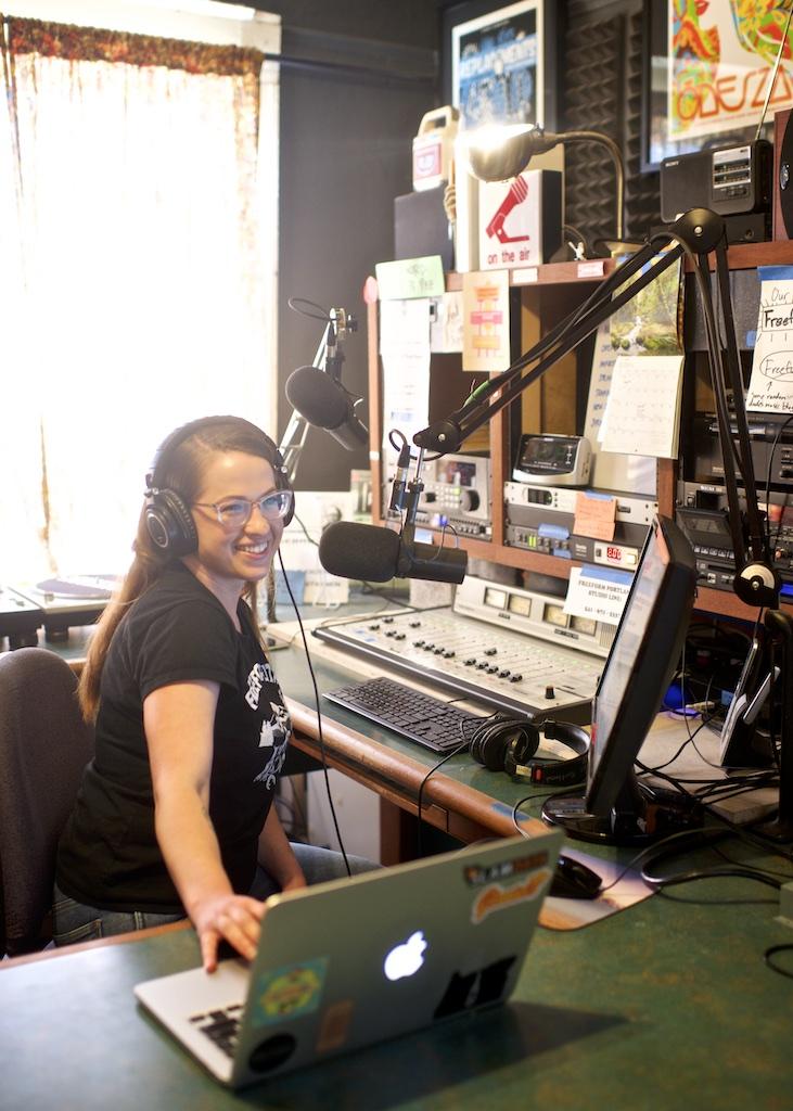Freeform Portland Radio