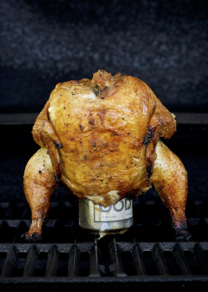 Underwood Wine Can Chicken