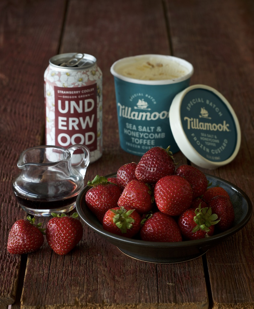 Underwood Strawberry Cooler Sauce