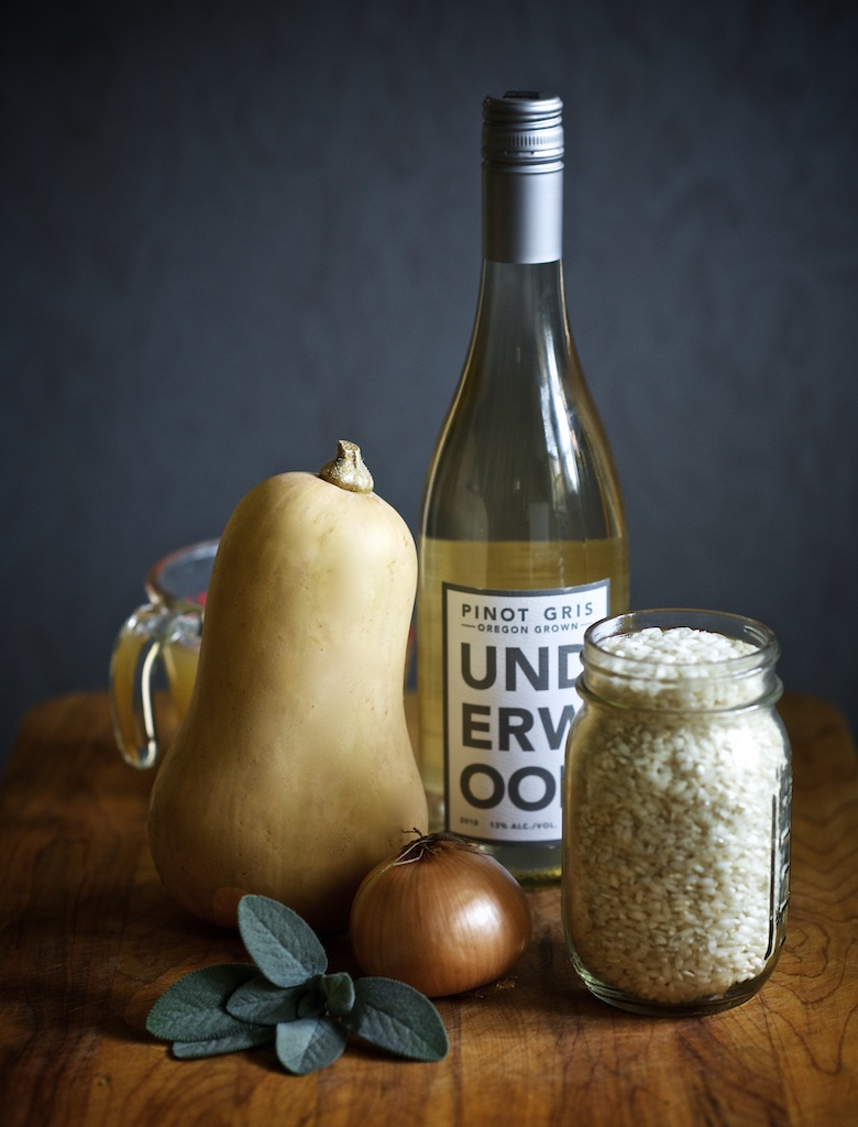 Union Wine Company Risotto