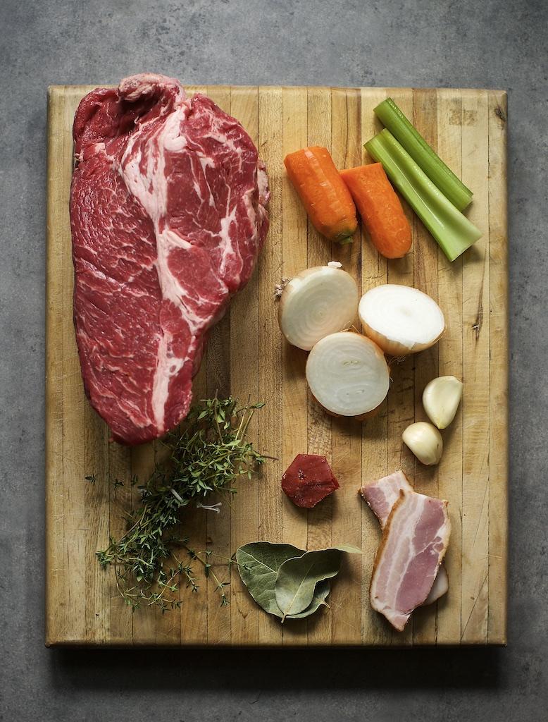 Classic Beef Bourguignon