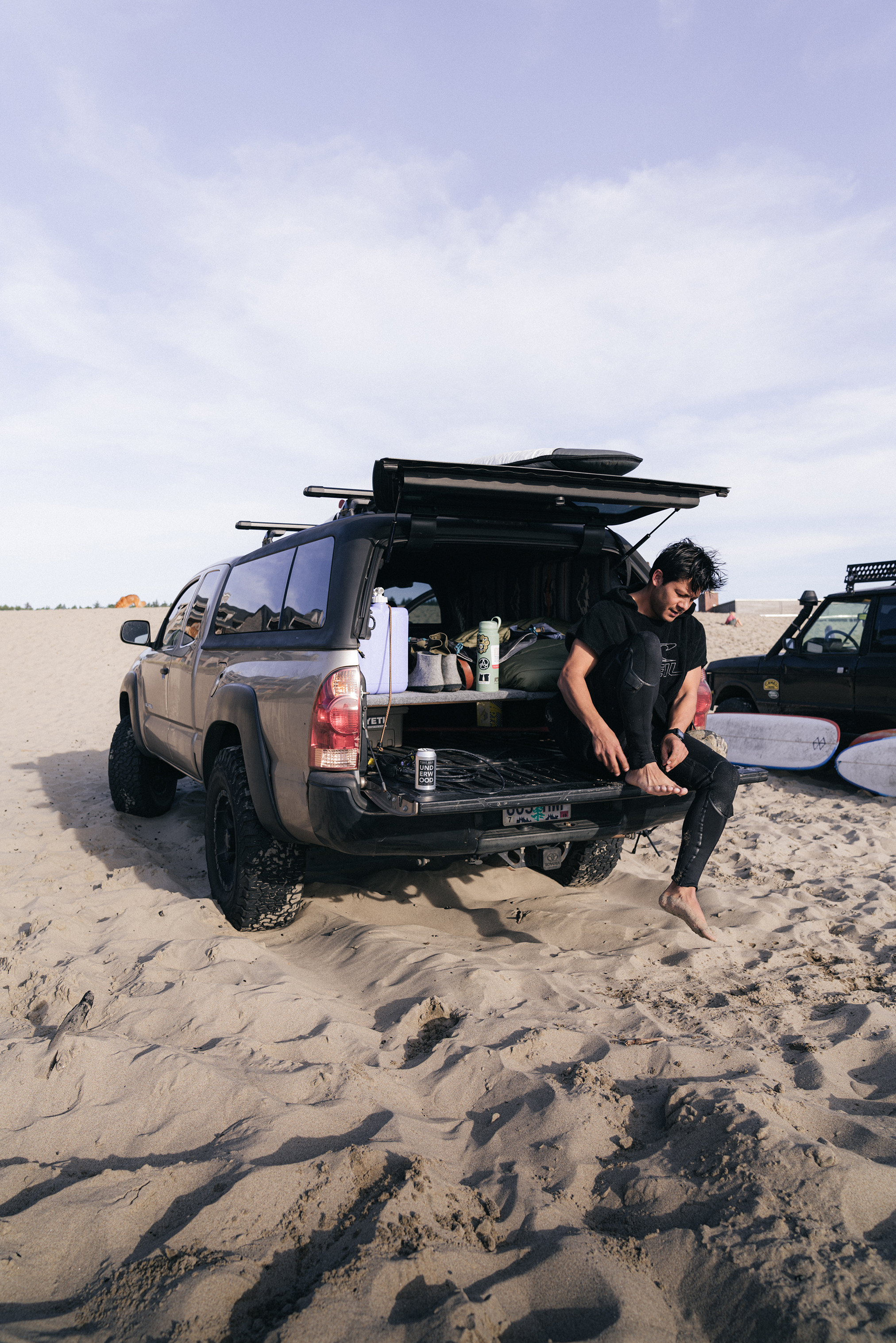Union Wine Co Surf Trip