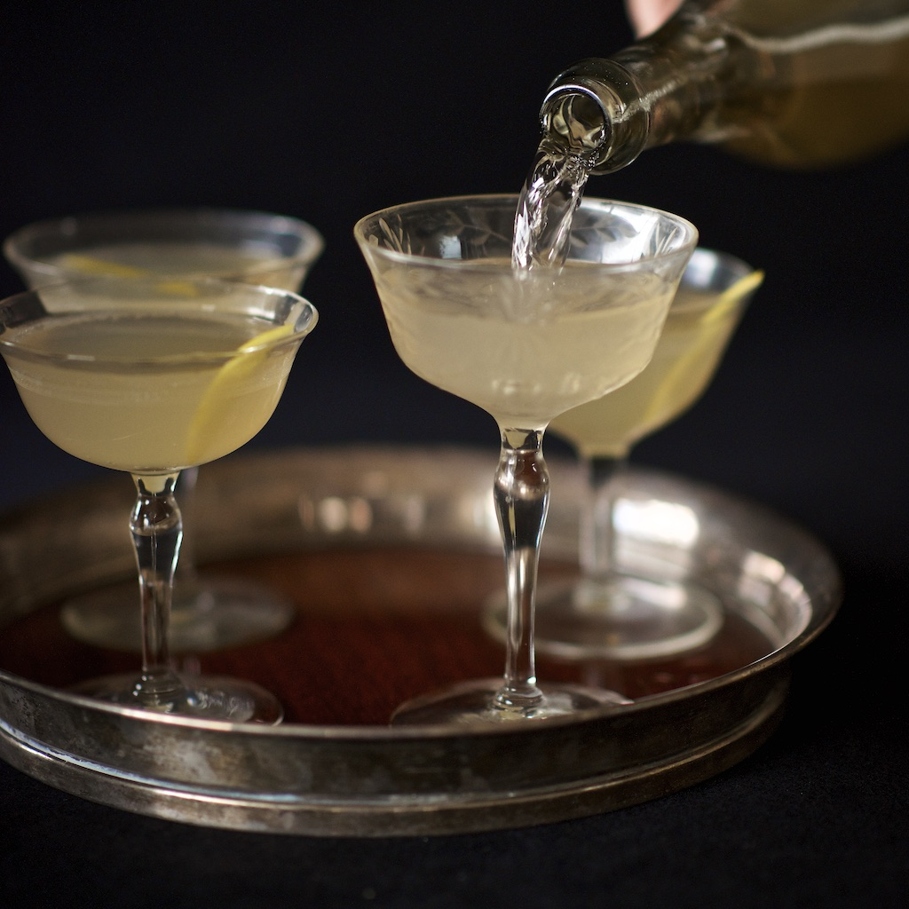 Underwood Bubbles French 75