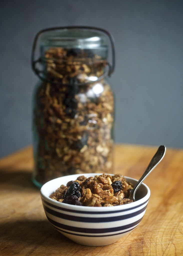 Union Wine Co Granola