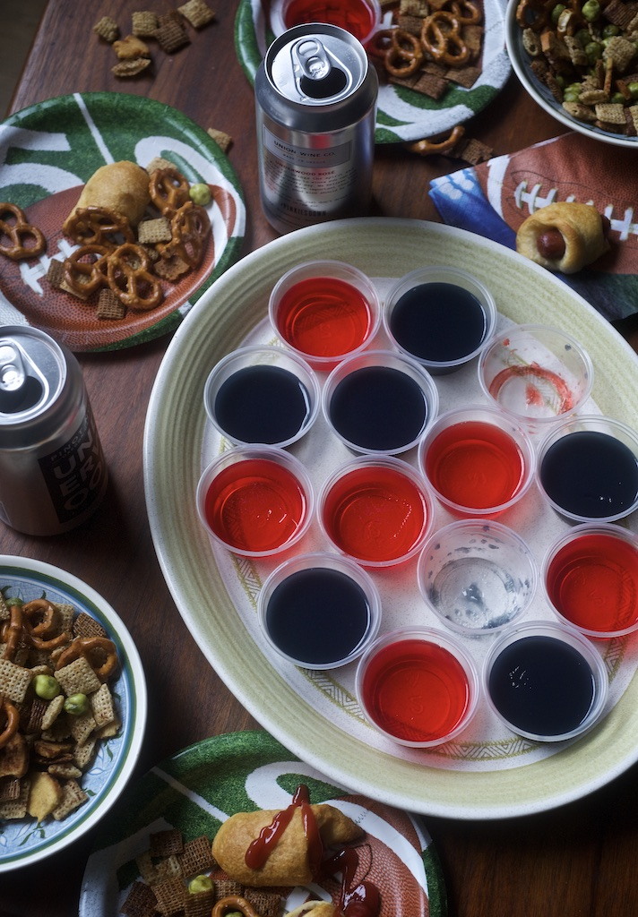 Underwood Wine Jello Shots