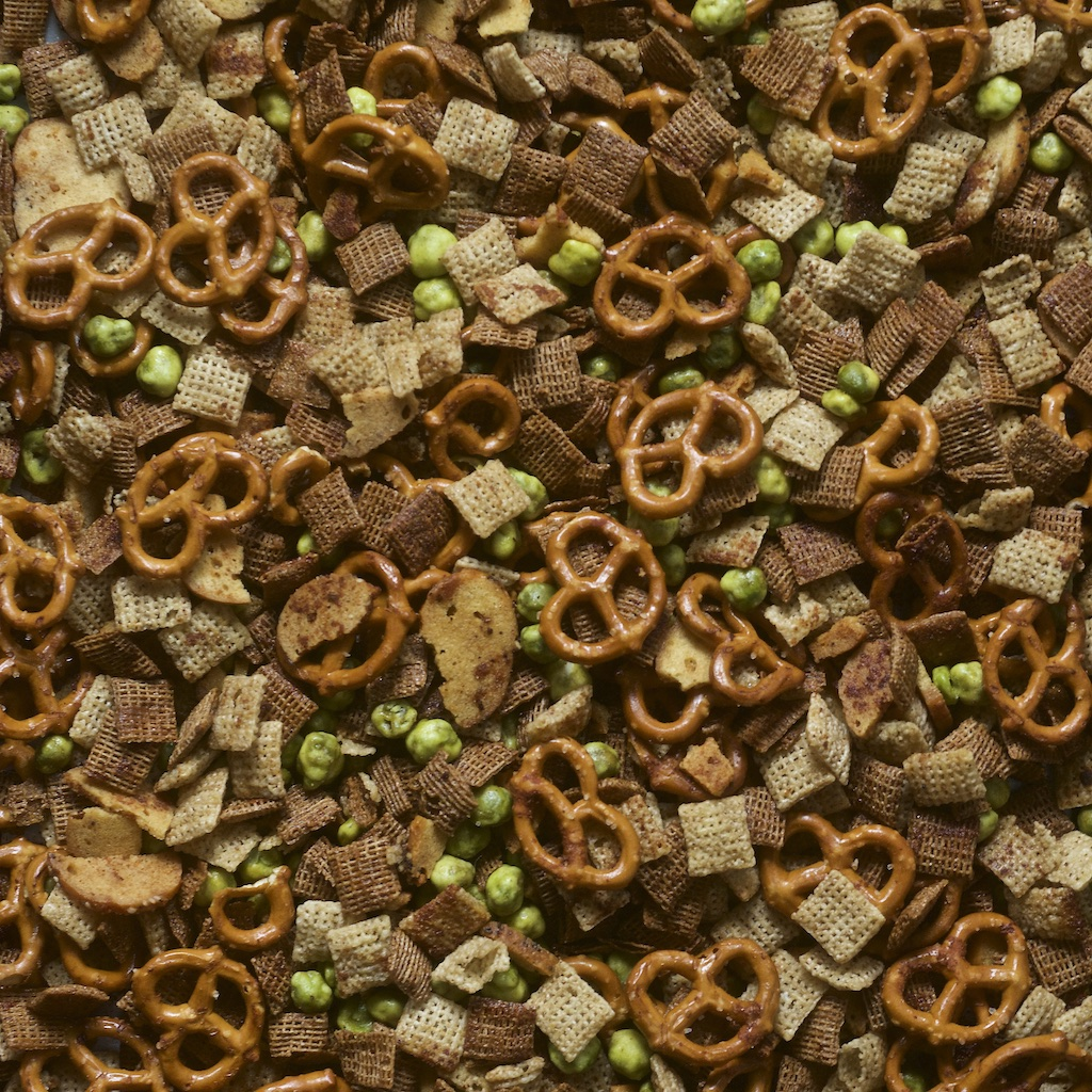 Underwood Wine Chex Mix