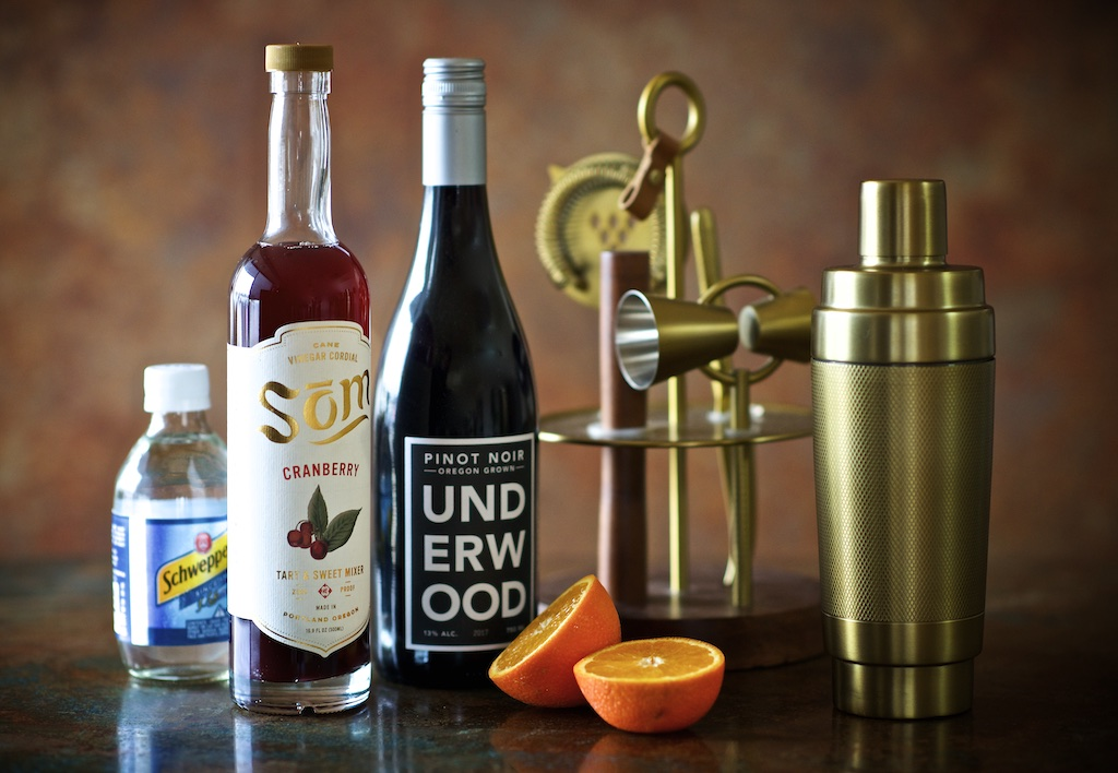 Underwood Pinot Noir Cocktail