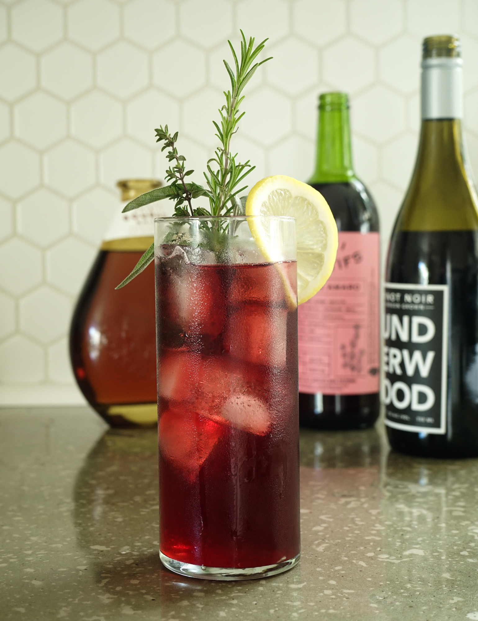 Underwood Pinot Noir Cocktail