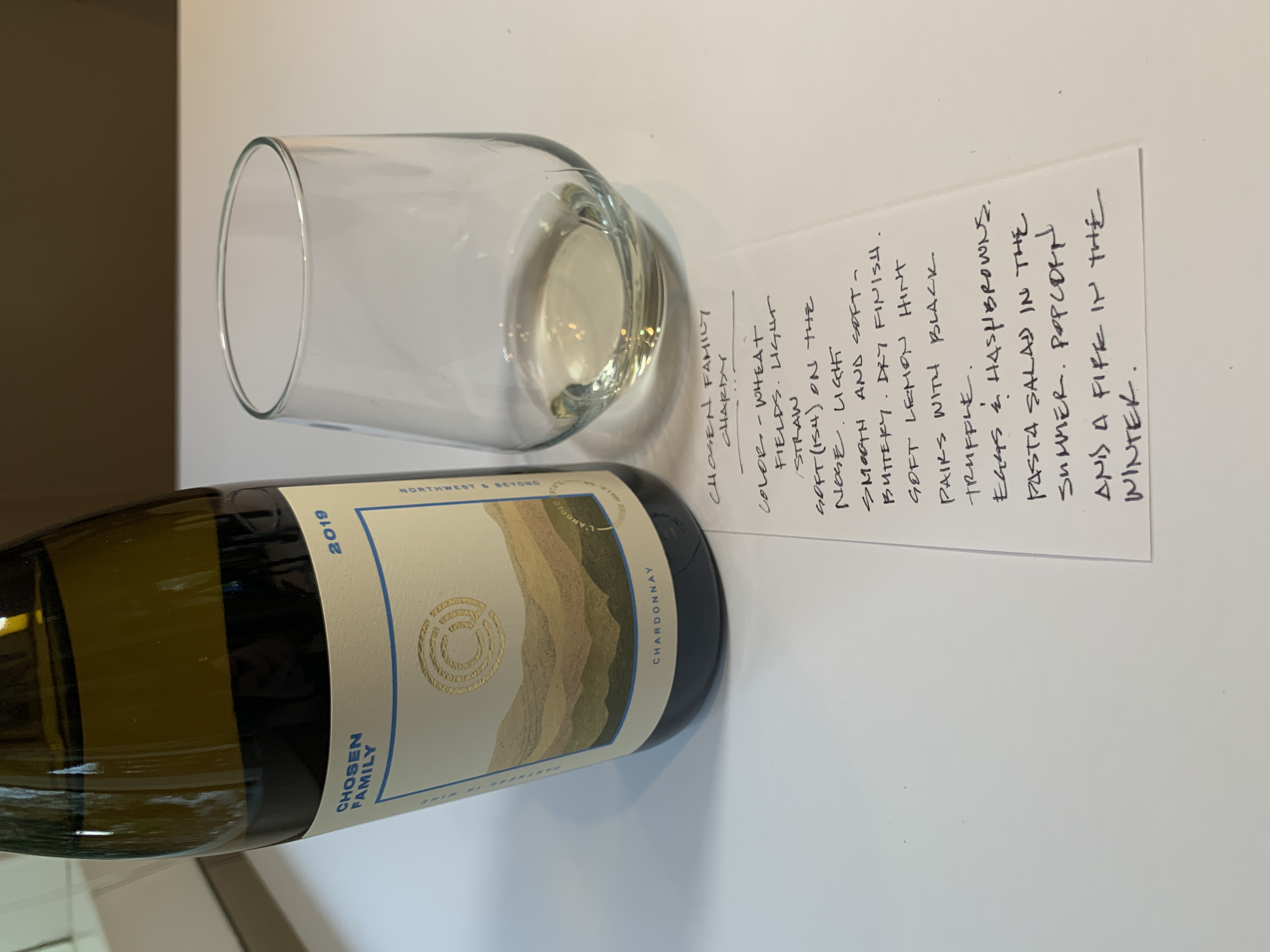 Chosen Family Chardonnay