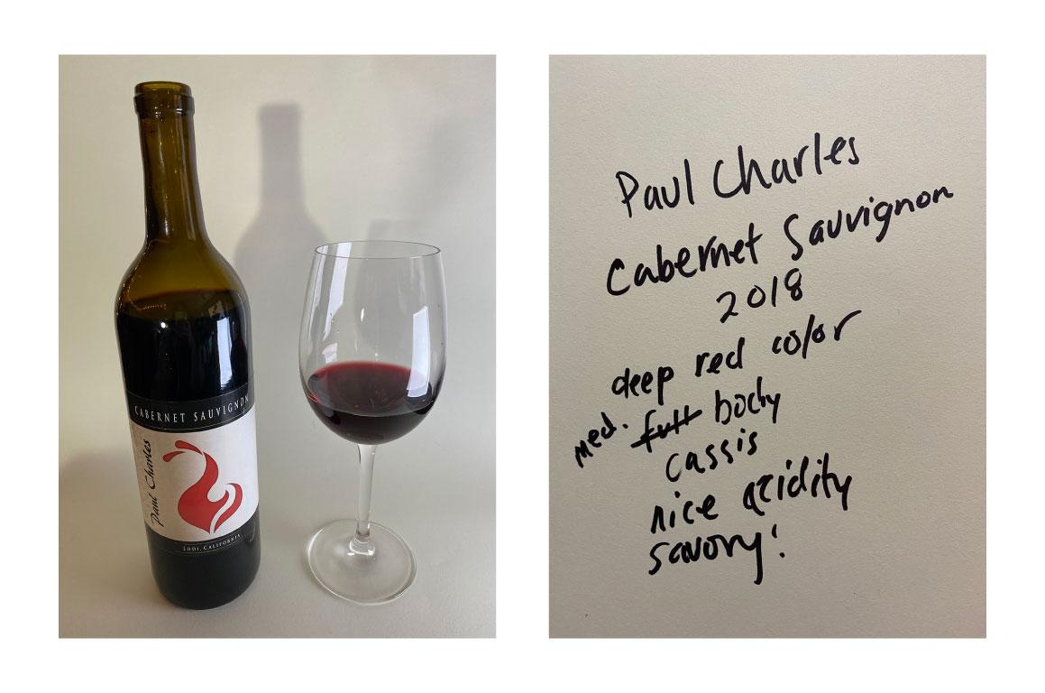 Paul Charles Wine