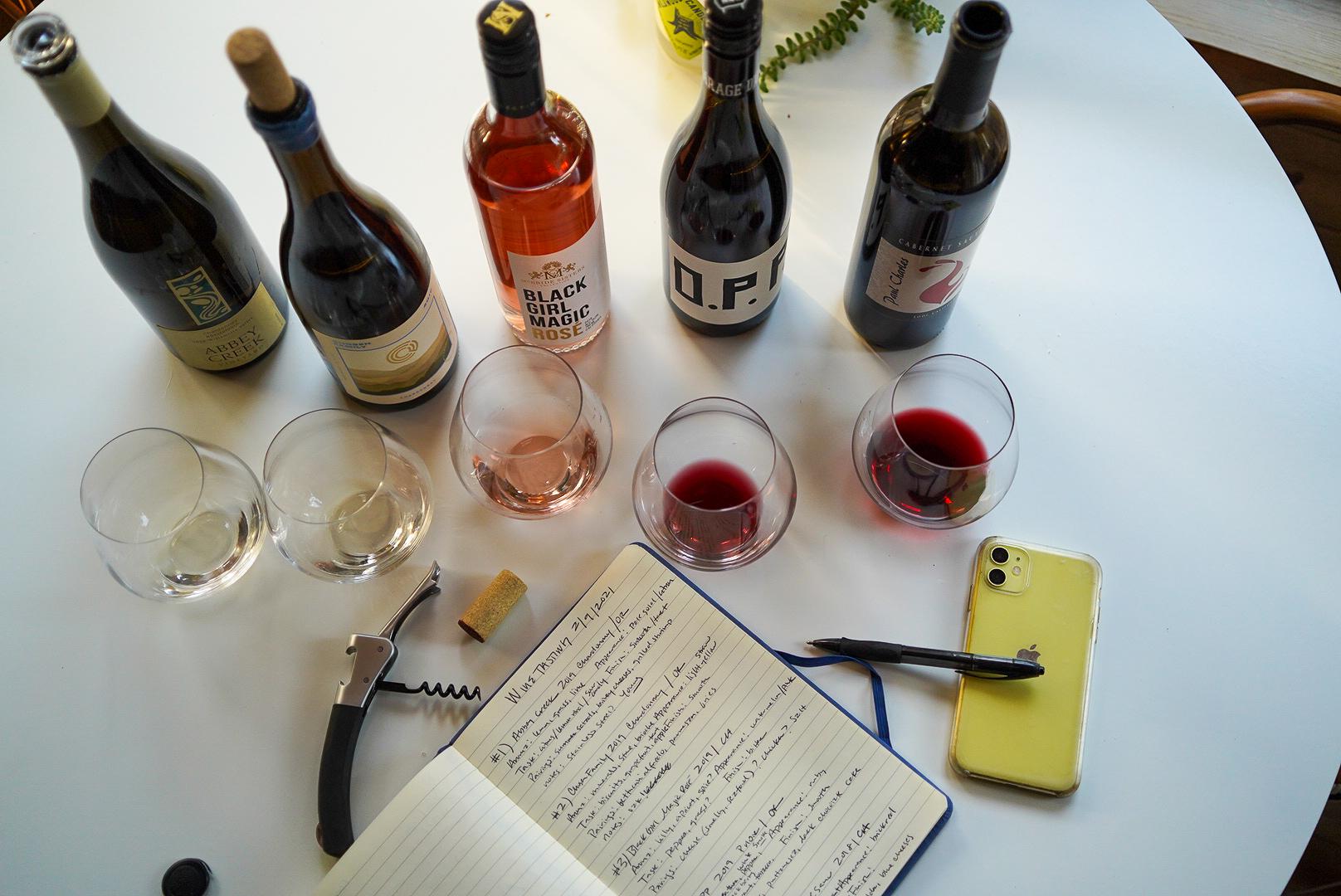 BIPOC Wine Tasting