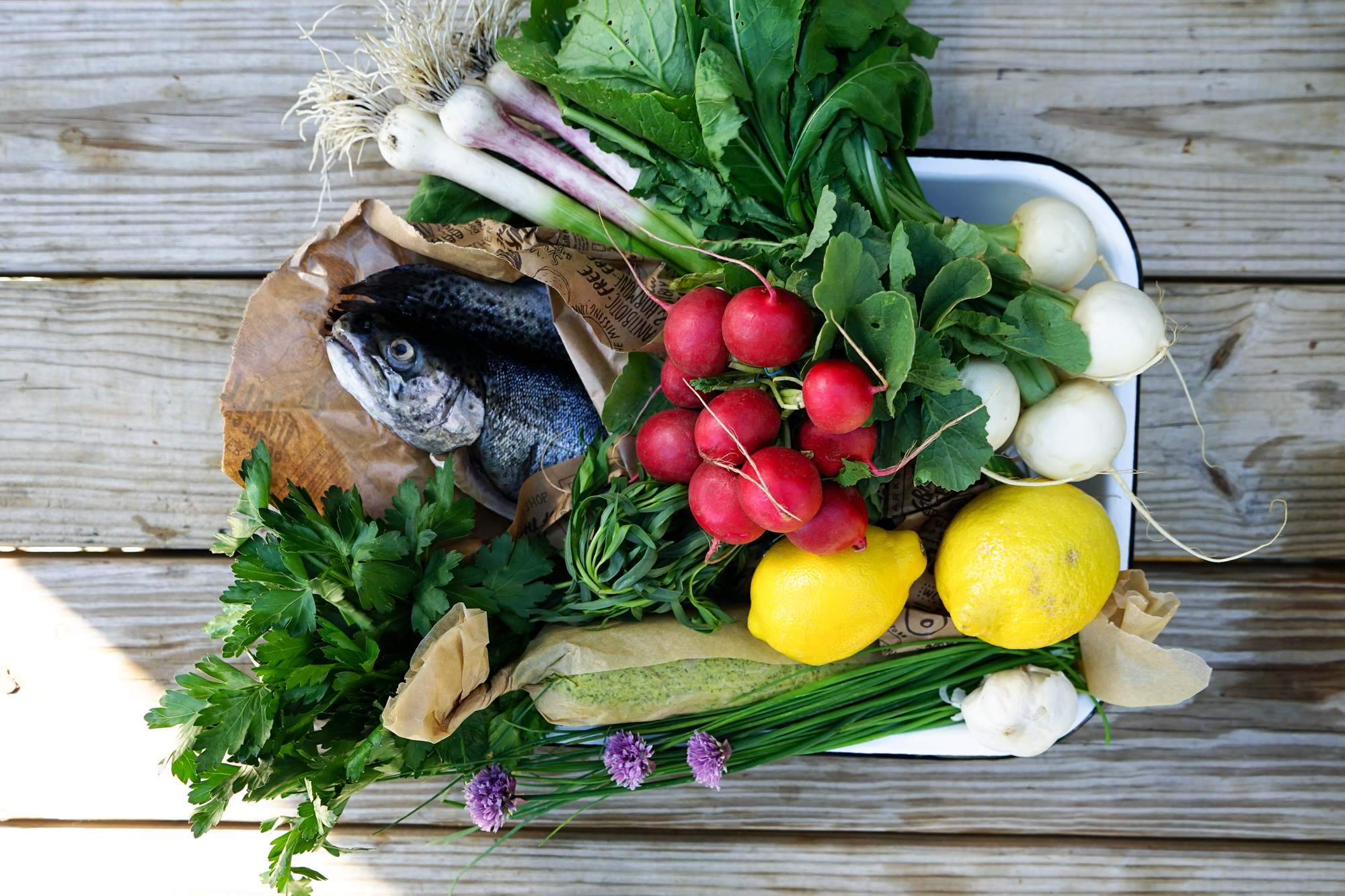 Open Fire Glamping Recipe Ingredients