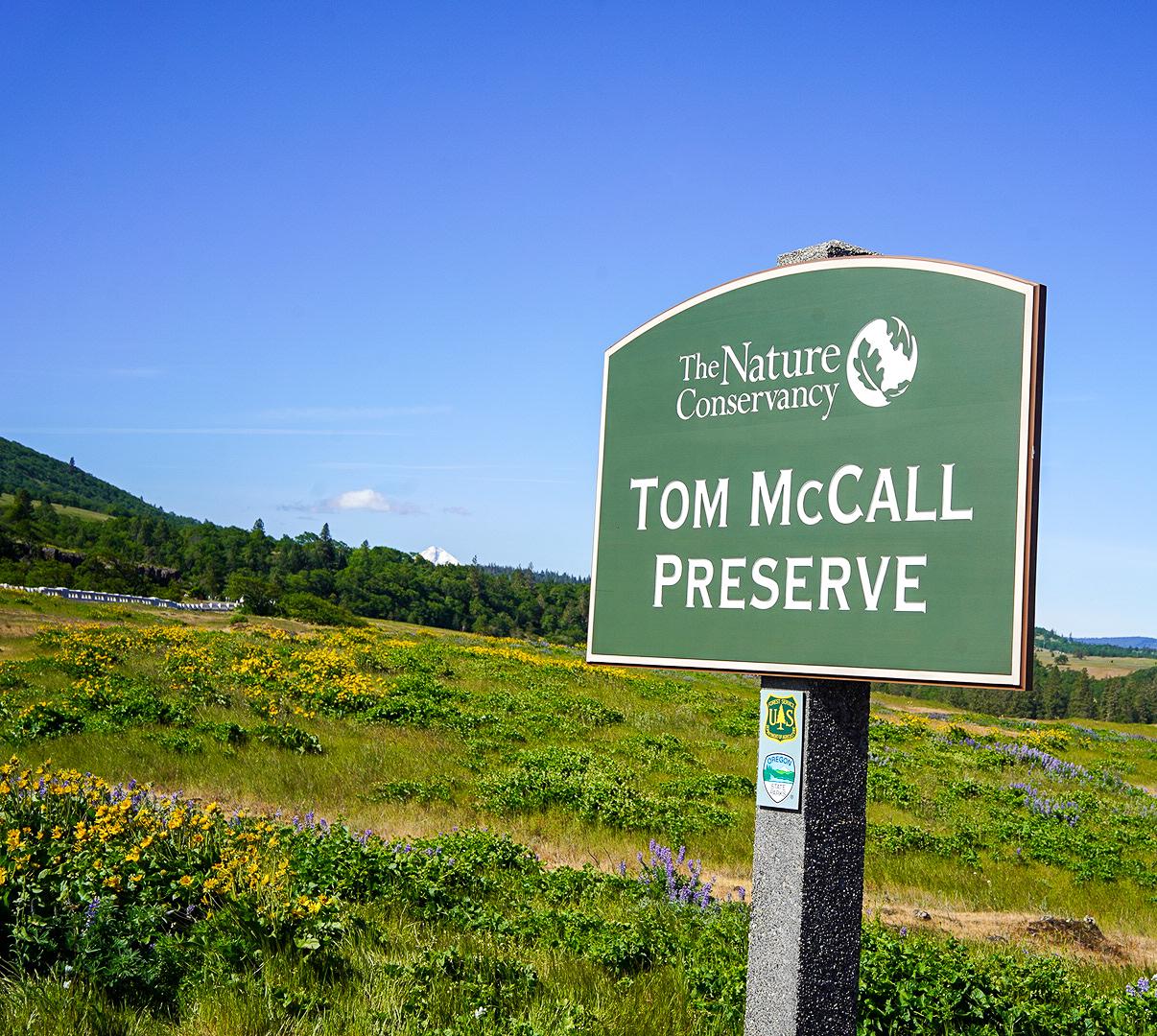 Tom McCall Preserve